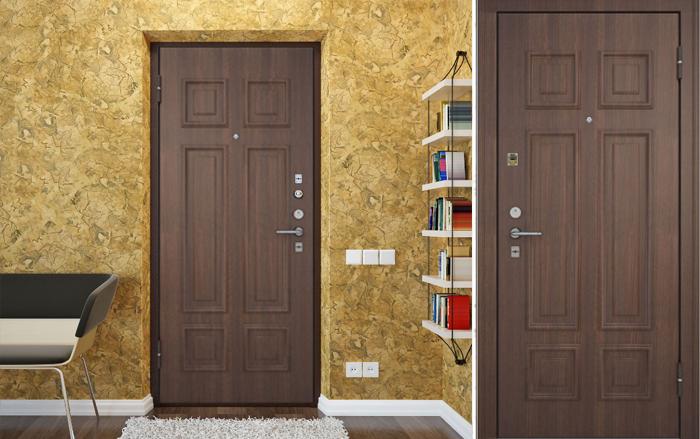 двери наружные металлические дизайн
