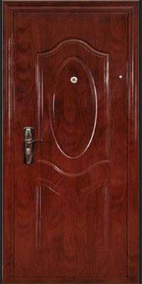 металлические двери от компании броня